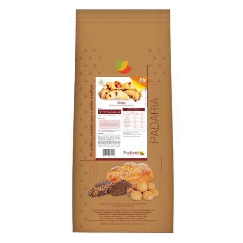 Pré Mistura Pão Chipa Prodipani 5kg