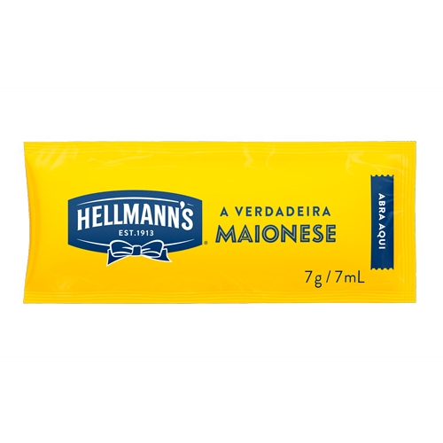 SACHET MAIONESE HELLMANN'S 168/7 GR