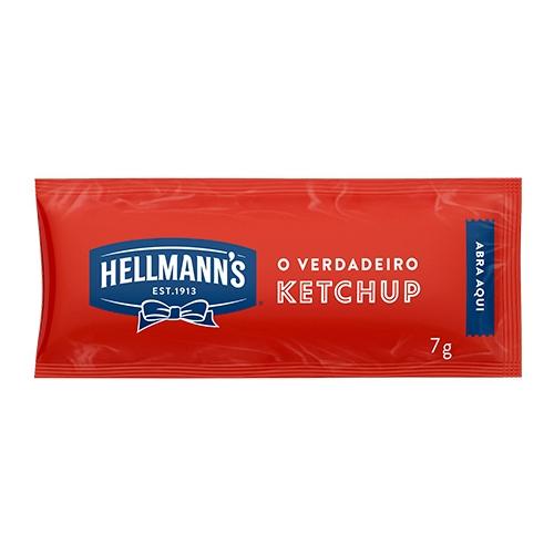 SACHET KATCHUP HELLMANN'S 168/7 GR