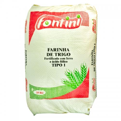 Farinha de Trigo Especial 000 Fontini 25kg