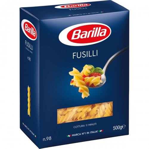 MACARRÃO FUSILLI BARILLA 15/500 GR
