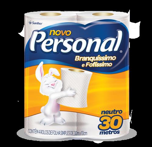PAPEL HIG PERSONAL 30 METROS FS 15/4 UN