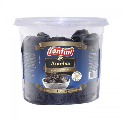 Ameixa s/  Caroço Fontini 1,05 Kg