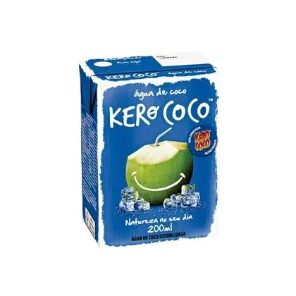 Água de Coco Kero Coco 27 - 200ml