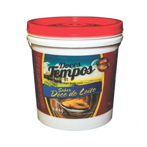 DOCE DE LEITE DOCES TEMPOS 9,8 KG
