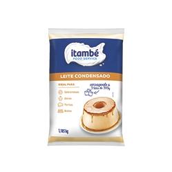 LEITE CONDENSADO ITAMBE BAG 10/1,01 KG