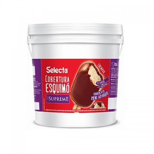 Cobertura Esquimó Chocolate Meio Amargo 4kg