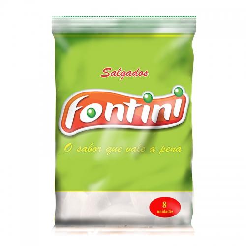 Salgado Congelado Esfiha Grande de Carne Fontini 4x8 uni.