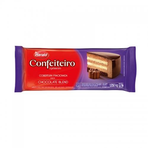 Barra de Chocolate Confeiteiro Blend 1,05kg