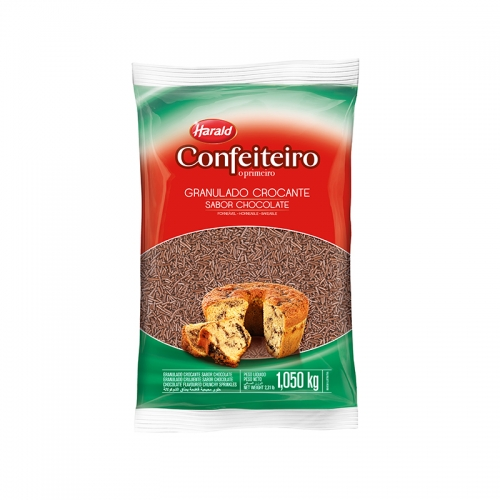 Granulado Crocante Esc Confeiteiro - 1,05kg