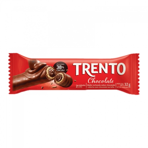 CHOCOLATE TRENTO CHOCOLATE 16/32 G