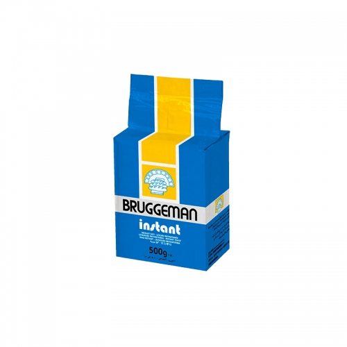 Fermento Instantâneo Salgado Bruggeman 500 grs