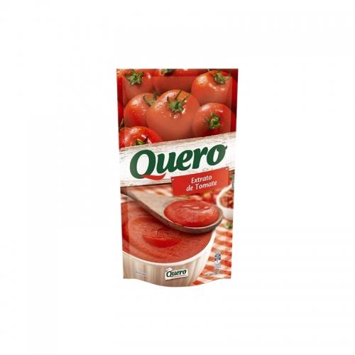 EXTRATO TOMATE QUERO POUCH 1,02 KG