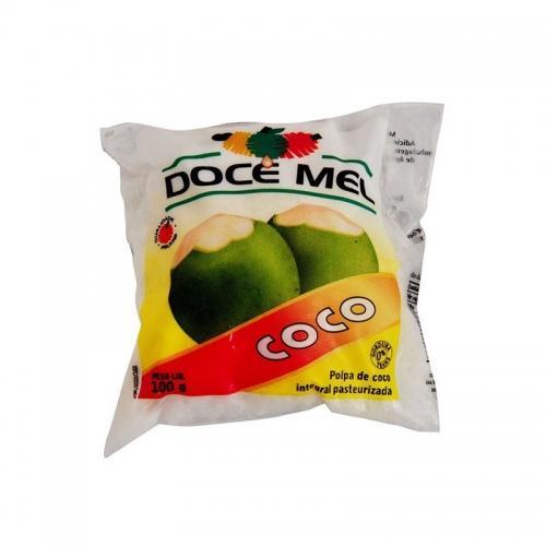 POLPA FRUTA DOCE MEL COCO 10/100 GR