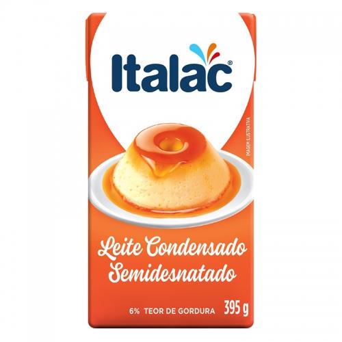 LEITE CONDENSADO ITALAC TP 27/395 GR