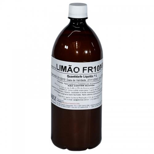 Essência Aromax Limão - 960 ml