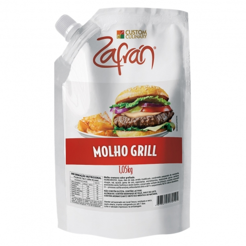 MAIONESE GRILL ZAFRAN 1,05 KG
