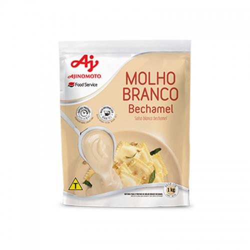 Molho Branco Bechamel Ajinomoto - 1kg