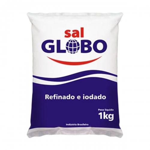 SAL REFINADO GLOBO FARDO 10/1 KG
