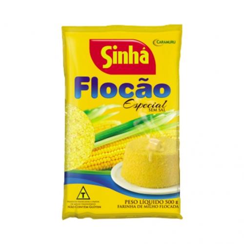 FLOCÃO ESPECIAL SINHÁ 20/500 GR