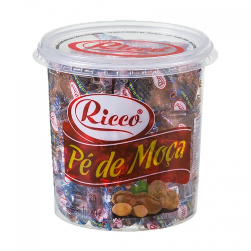 DOCE PÉ DE MOÇA RICCO 20/55 GR