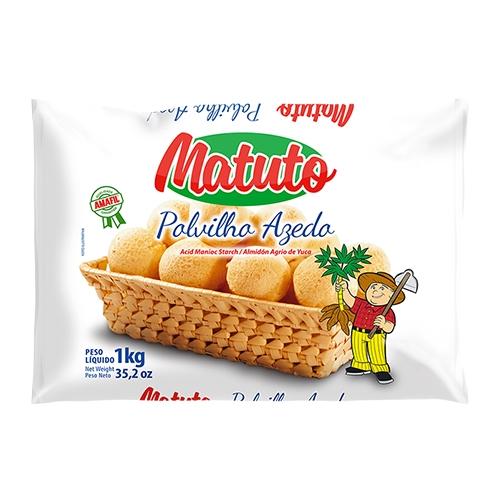 POLVILHO AZEDO MATUTO AMAFIL PLAST 20/1KG