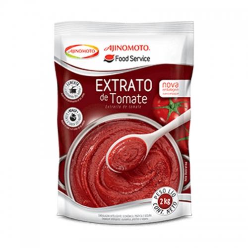 Extrato de Tomate Ajinomoto - 2kg