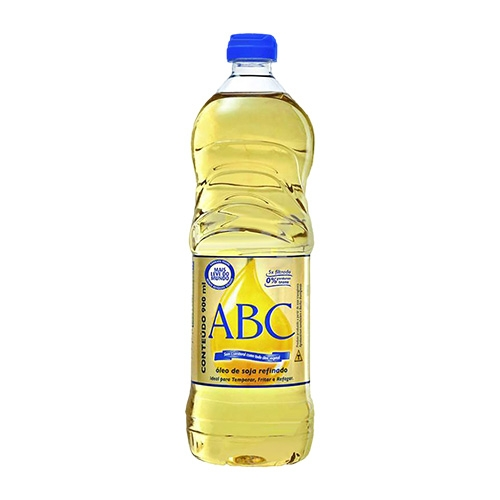 Óleo de Soja ABC - 20 uni. de 900ml - Pet
