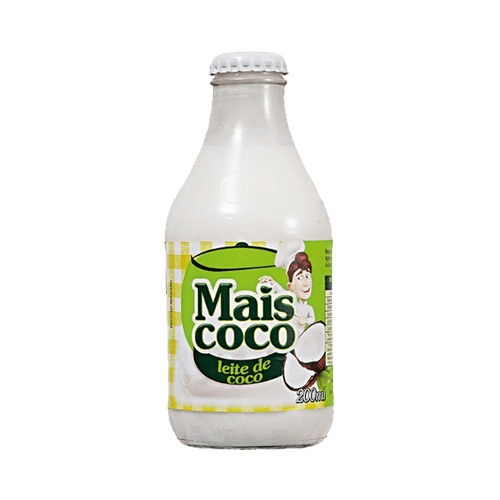 Leite de Coco 200ml Mais Coco