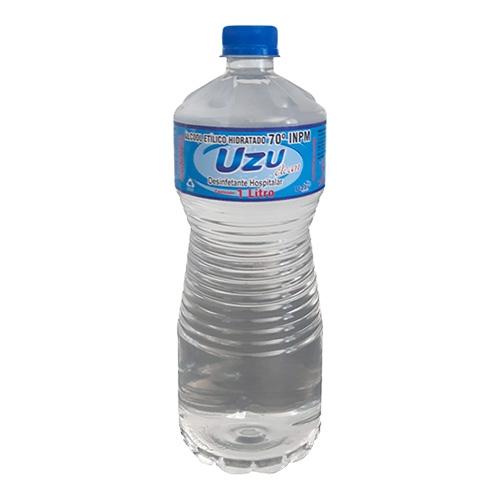 ALCOOL LIQUIDO UZUCLEAN 70° 12/1 LT