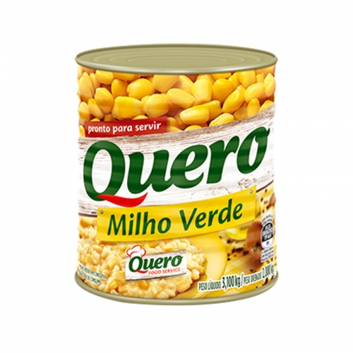 Milho Verde Quero - 2kg