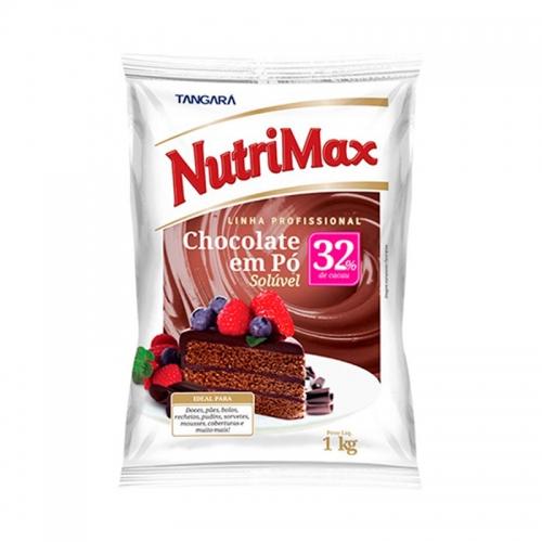 Chocolate em pó 32% Nutrimax 1kg