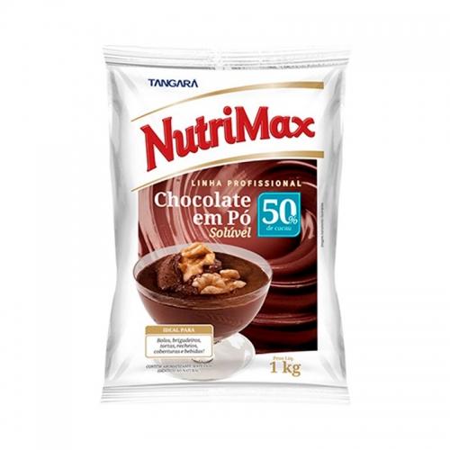 Chocolate em pó 50% Nutrimax 1kg