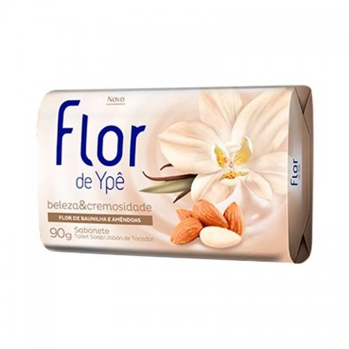 SABONETE FLOR YPÊ BELEZA PERFUME 12/90 GR