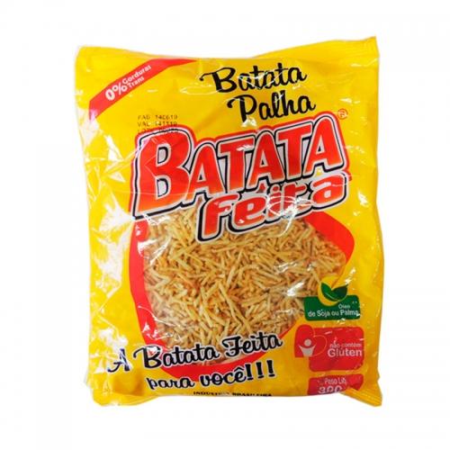 BATATA PALHA FEITA 30/300 GR