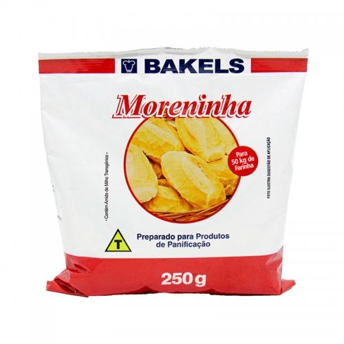 Reforçador de farinha moreninha bakels- 250 gramas