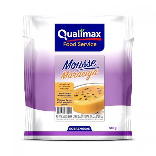 Mousse de Maracujá Qualimax 510grs