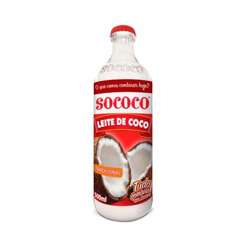 LEITE DE COCO SOCOCO 500 ML