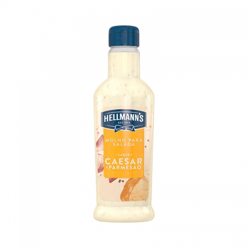 MOLHO SALADA HELLMANN'S CAESER E PARMESÃO 210 ML