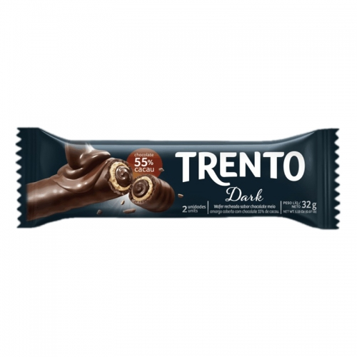CHOCOLATE TRENTO CHOCOLATE DARK 16/32 GR