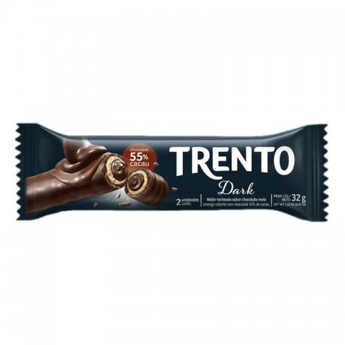 CHOCOLATE TRENTO CHOCOLATE DARK 16/32 GR