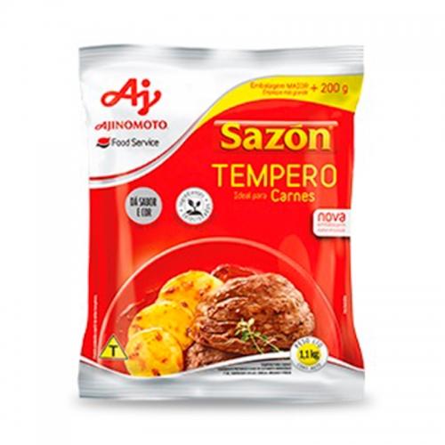 TEMPERO SAZON CARNES VERMELHAS 1,1 KG