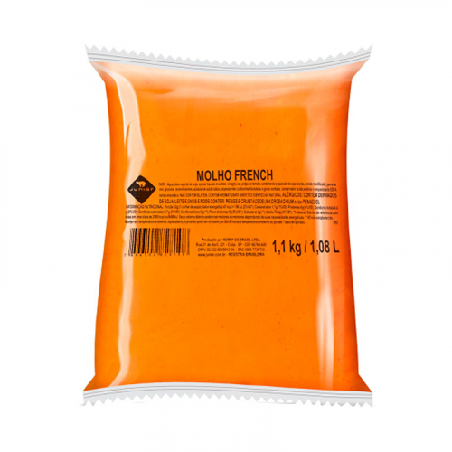 MOLHO FRENCH JUNIOR POUCH 1,1 KG