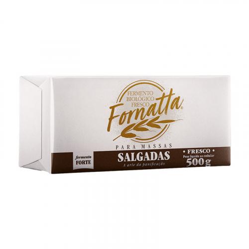 FERMENTO FRESCO SALGADO FORNATTA 500 GR