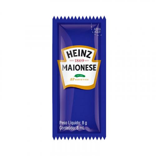 SACHET MAIONESE HEINZ 192x7 GR