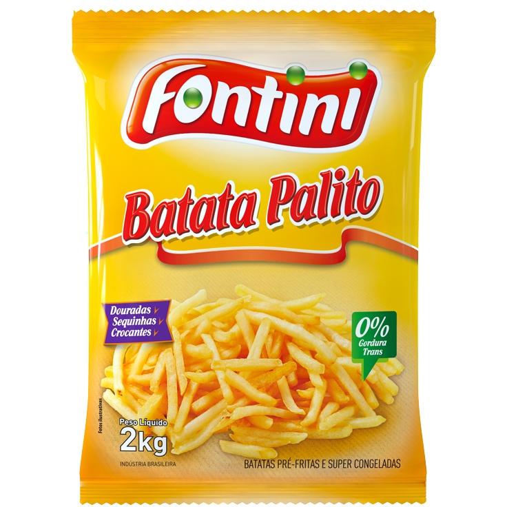 Batata Fontini Tradicional - 7 und. de 2kg