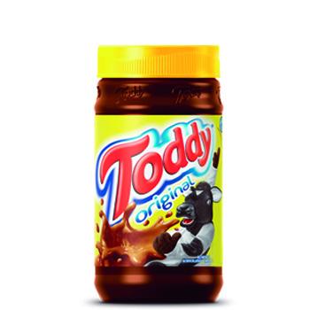 Achocolatado em Pó Toddy Original 400grs - 24 uni.
