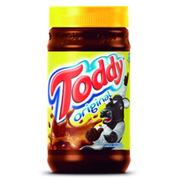 Achocolatado em Pó Toddy Original de 800grs - 12 uni.