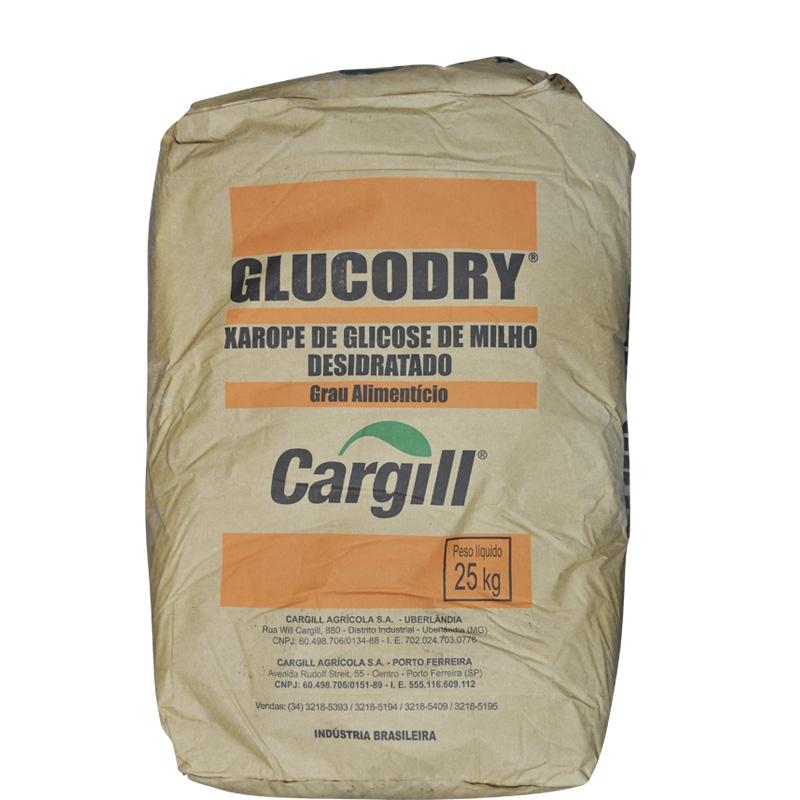 Glicose em Pó Glucodry Cargill 25Kg