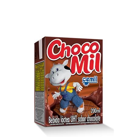 Achocolatado Chocomil - 27 uni. de 200ml